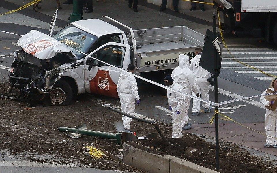 Теракт вНью-Йорке: все, что известно наданный момент
