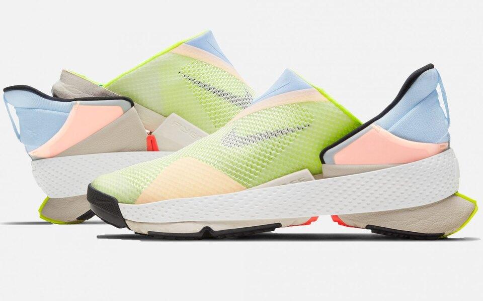 Nike выпустили кроссовки, которые можно надеть безпомощи рук