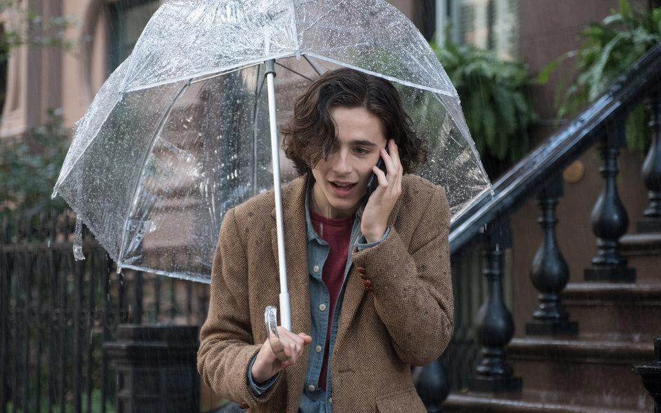 Премьера Esquire: фрагмент фильма Вуди Аллена «Дождливый день вНью-Йорке»