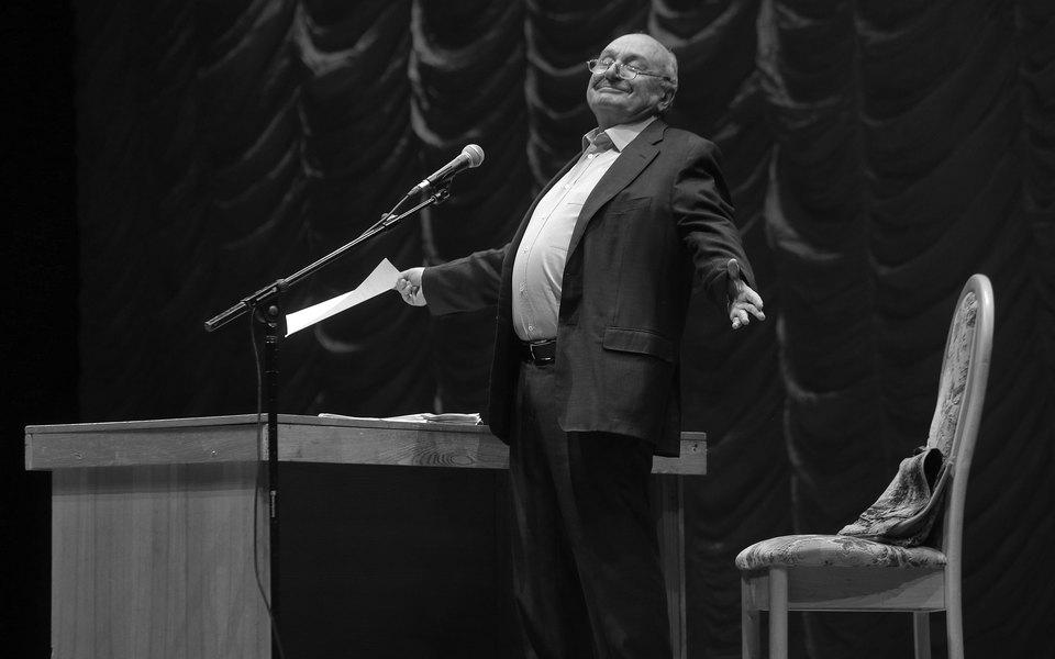 Сын — отцу: Андрей Рывкин памяти Михаила Жванецкого
