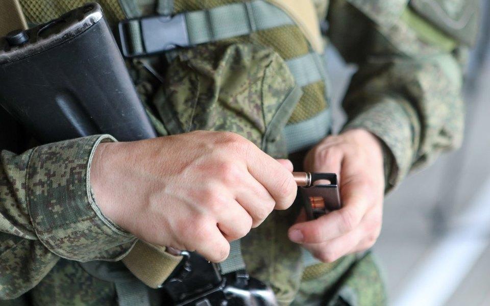 Задержан солдат-срочник, который устроил стрельбу под Воронежем