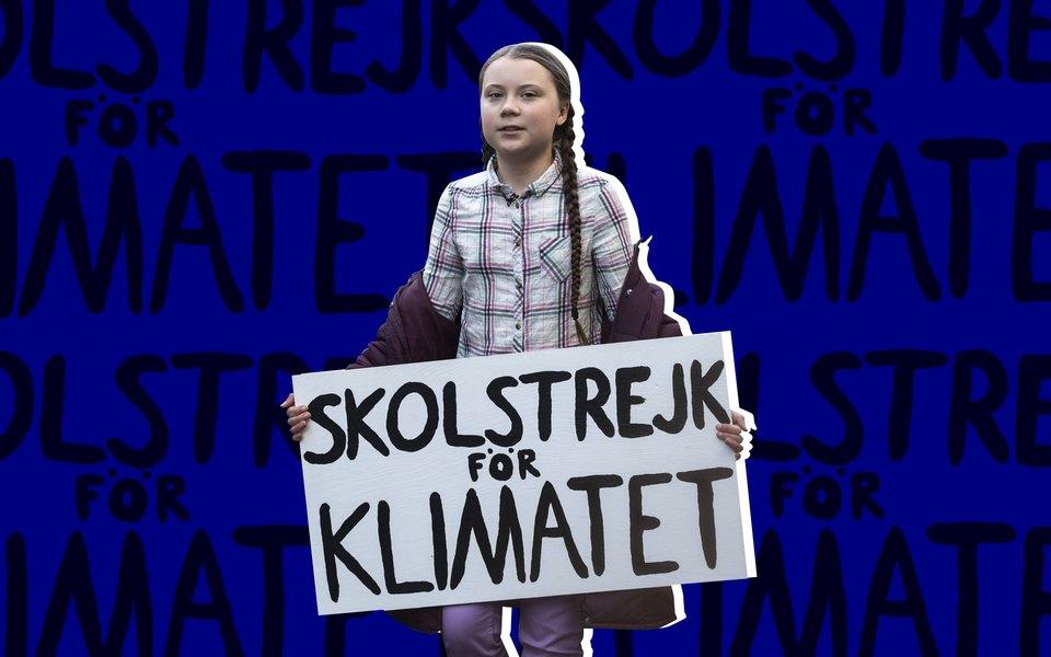 Экоактивизм вместо урока биологии: кто такая 16-летняя Грета Тунберг иза что ее номинировали наНобелевскую премию