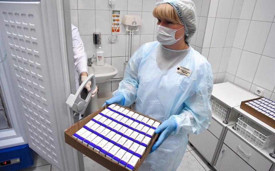 В России за сутки выявили 6215 новых случаев заражения коронавирусом