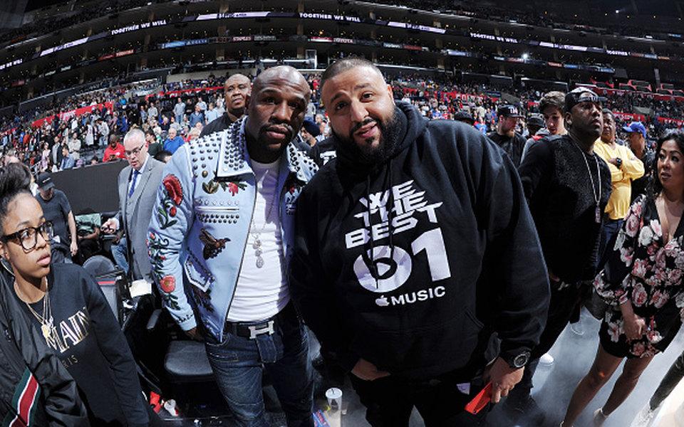 Боксера Флойда Мэйуэзера имузыканта DJ Khaled оштрафовали на$767 тысяч зарекламу криптовалюты