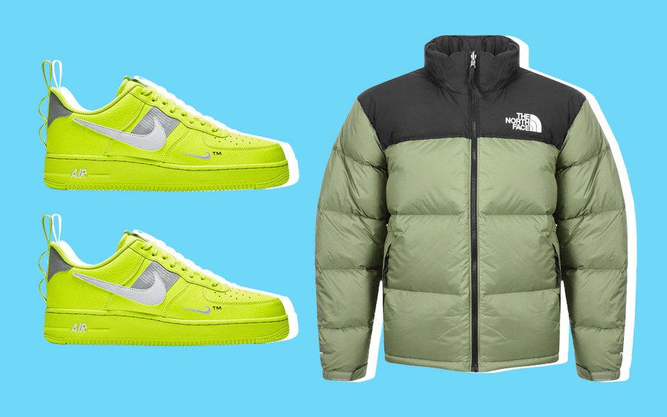 Кроссвоки Nike, пуховики North Face илюбая вещь Gucci: самые популярные мужские бренды итовары