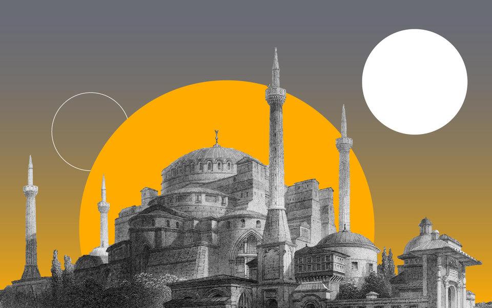 Святая София вСтамбуле снова стала мечетью. Рассказываем историю важнейшего памятника культуры, вразные годы побывавшего храмом, музеем имечетью