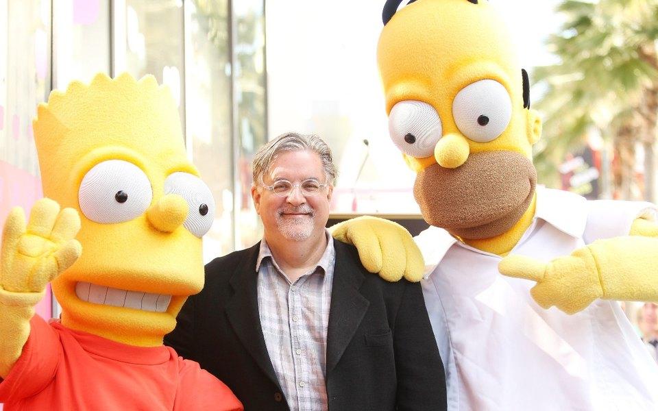 Создатель «Симпсонов» запустит новое шоу наNetflix