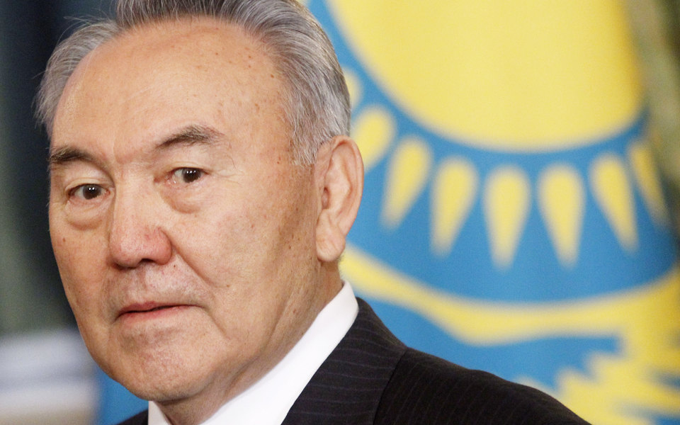 Президент Казахстана Нурсултан Назарбаев сложил полномочия главы государства