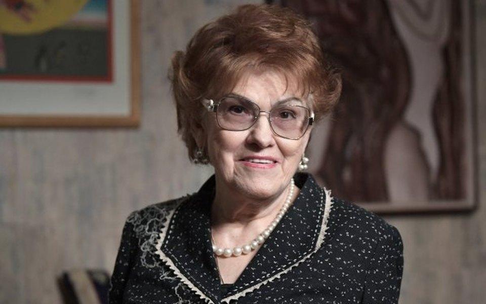 Умерла президент СПбГУ Людмила Вербицкая. Ей было 83 года