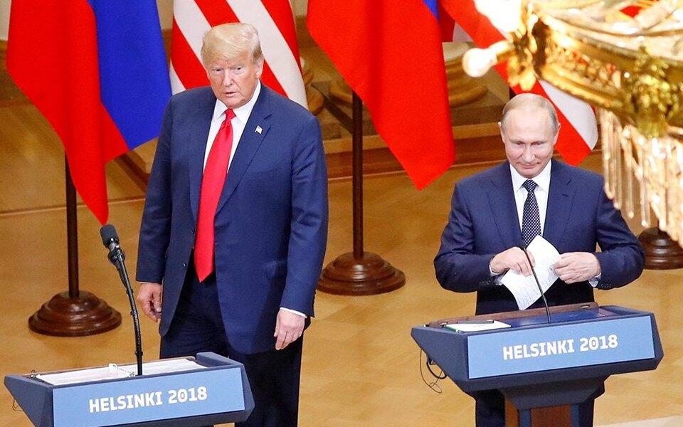 Трамп пожелал Байдену незаснуть навстрече сПутиным