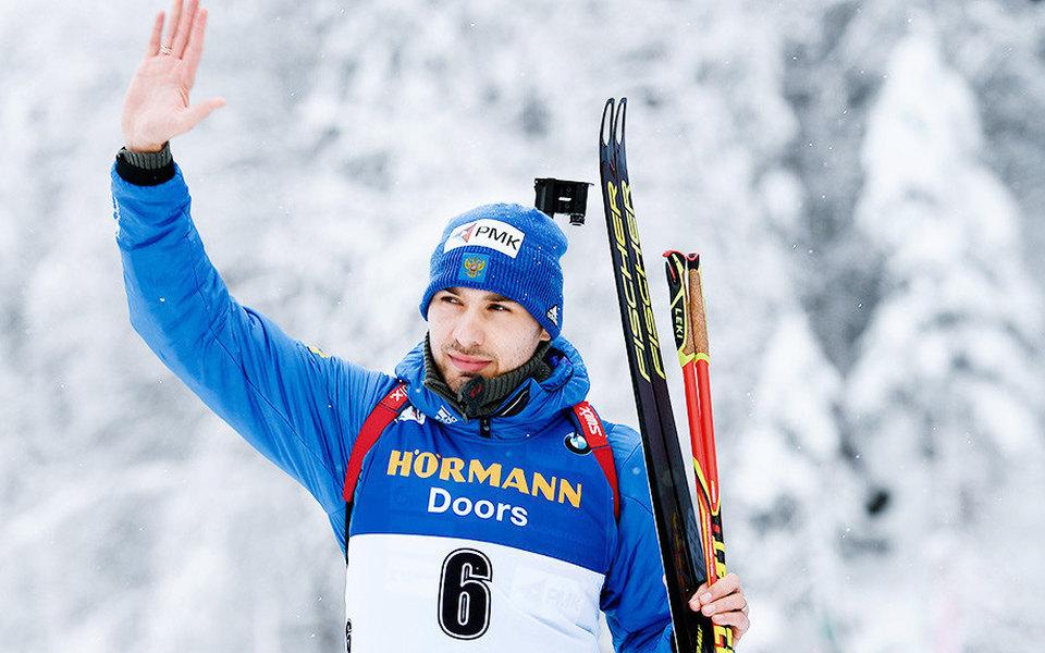 Биатлонист Антон Шипулин объявил озавершении карьеры