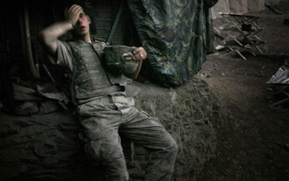 Погиб фотограф Тим Хетерингтон