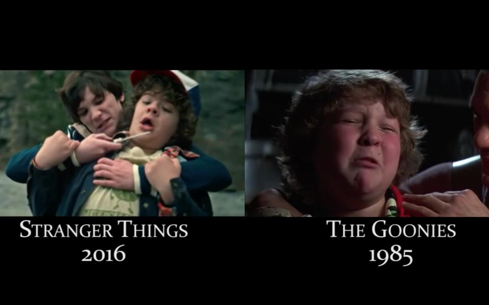 Отсылки кфильмам 70-х и80-х годов всериале «Очень странные дела»