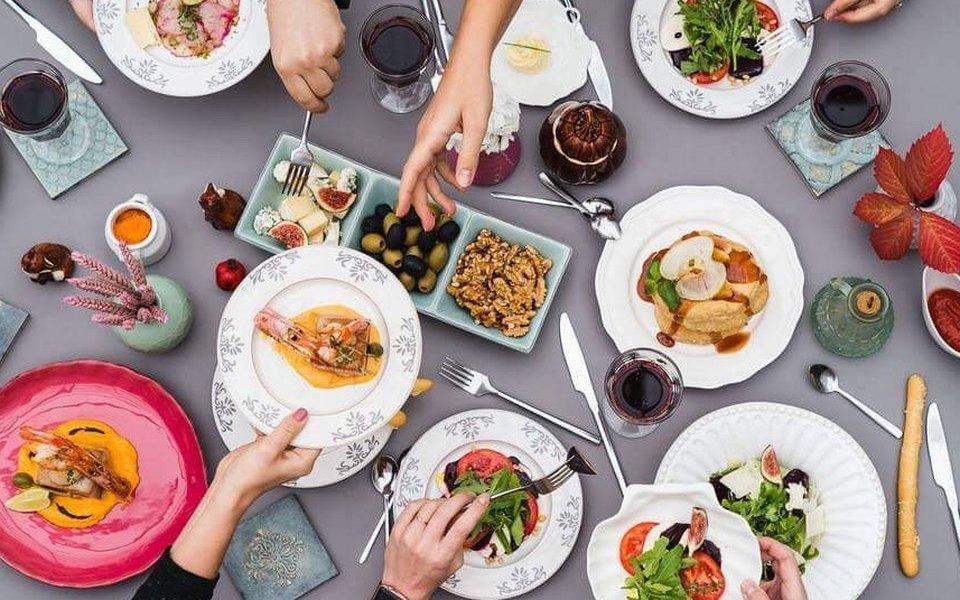 Стартовал второй Российский ресторанный фестиваль
