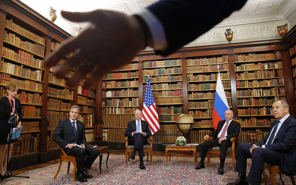 Итоги встречи Путина и Байдена