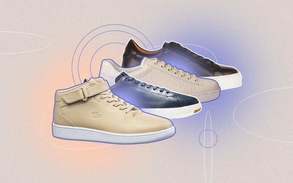 20 лучших кожаных кроссовок, классических илаконичных (и памятка поуходу заними)
