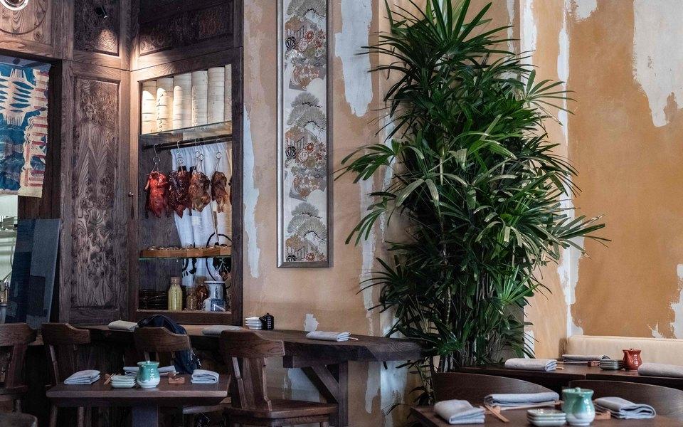 Инструкция поприменению: паназиатский ресторан Lotus Room наПатриарших прудах