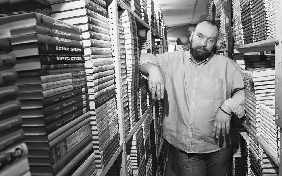 Сооснователь «Фаланстера» Борис Куприянов — окритериях великой литературы изабытых книгах