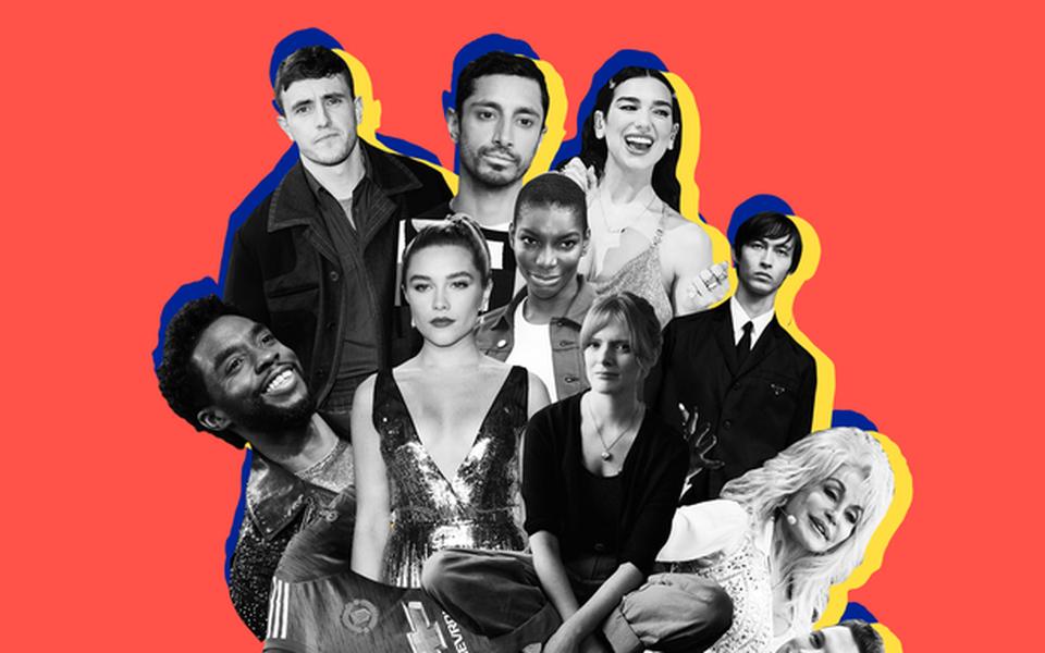 Короли 2020 года: выбор британского Esquire