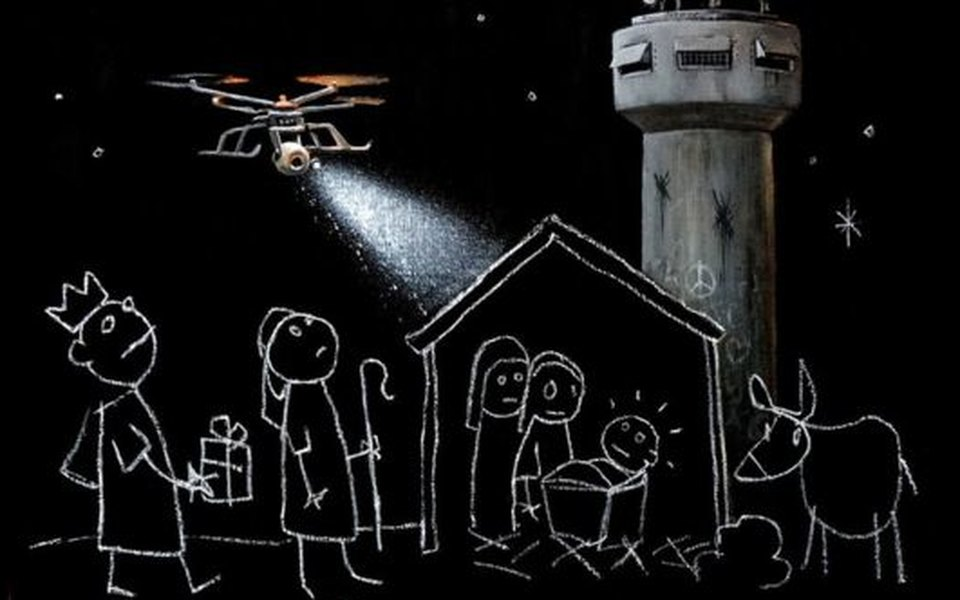 Дэнни Бойл иБэнкси сняли рождественский документальный фильм