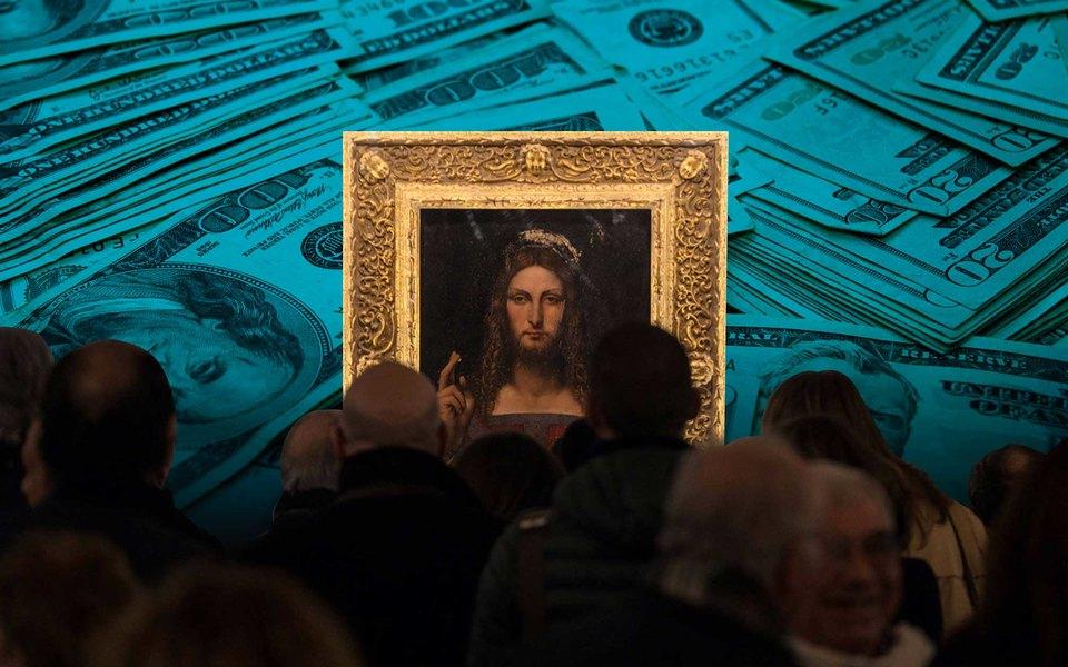 «Последний да Винчи» или главная арт-афера XXI века: что известно о«Спасителе мира», самой дорогой картине вистории