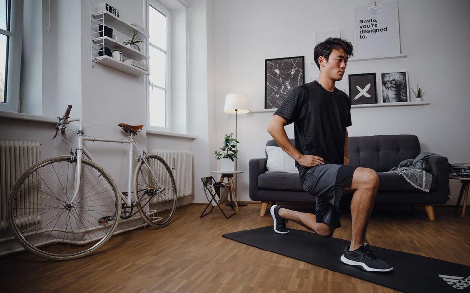 adidas запускают серию домашних тренировок | Журнал Esquire.ru