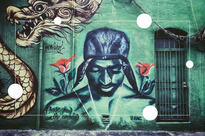 Официальный наследник 2Pac иобладатель Пулитцеровской премии вобласти музыки успел навести шороху как вгэнгста-рэпе, так ив джаз-рэпе. Но сейчас он чаще ассоциируется сдругой песней, призывающей слушателя копределенной добродетели. Какой?