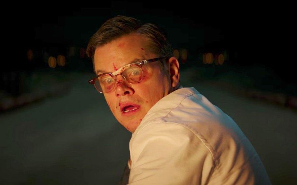 Вышел первый трейлер кновому фильму Джорджа Клуни