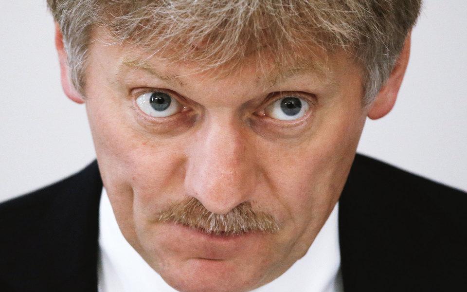 «Дело весьма ивесьма резонансное»: Дмитрий Песков прокомментировал арест Ивана Голунова
