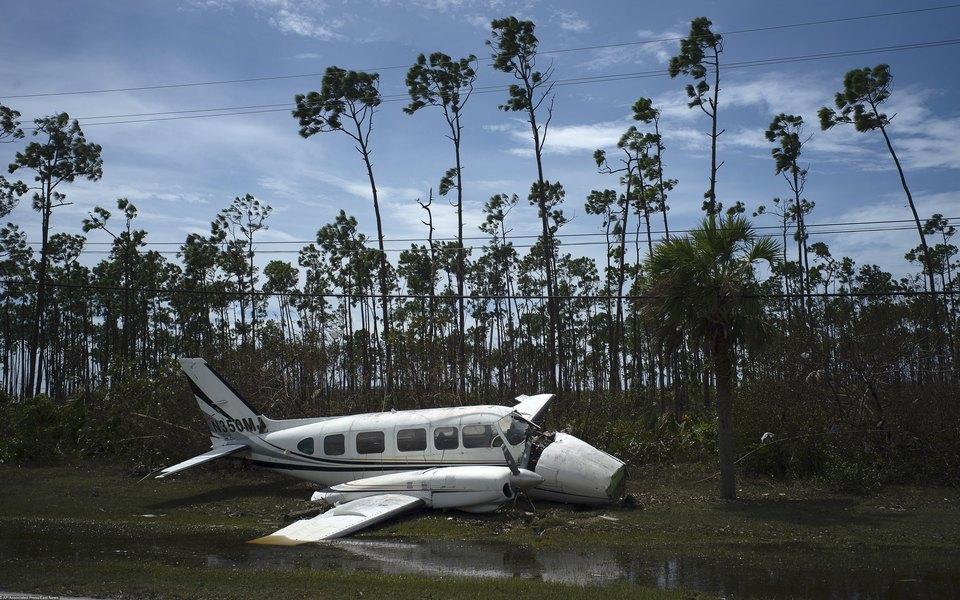Какие разрушения ураган «Дориан» нанес Багамам — в11 фотографиях