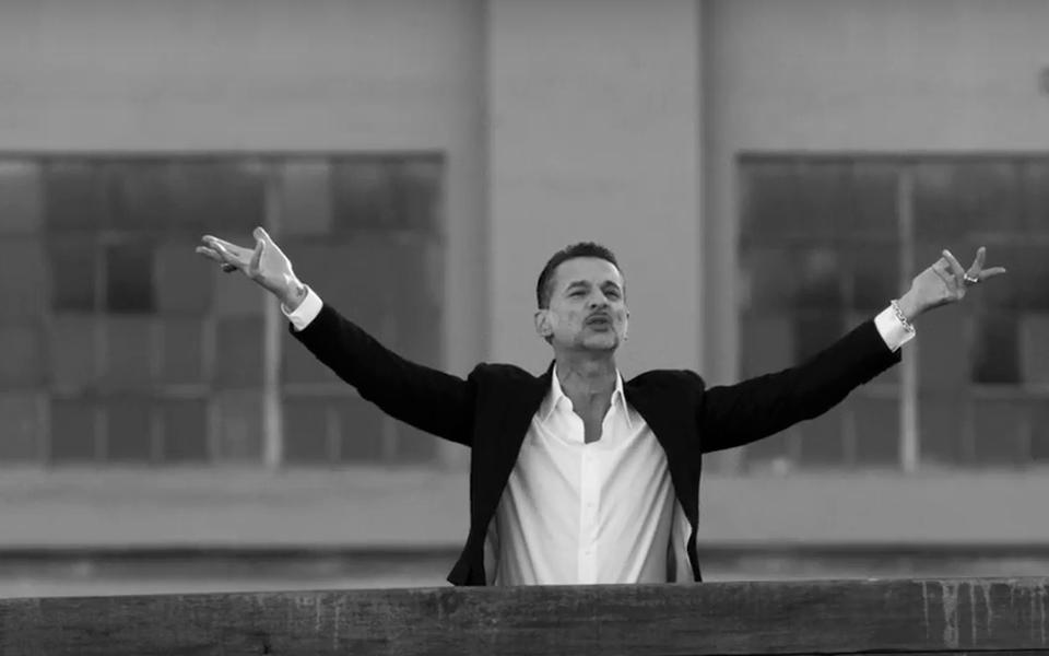 Антон Корбайн снял новый клип дляDepeche Mode