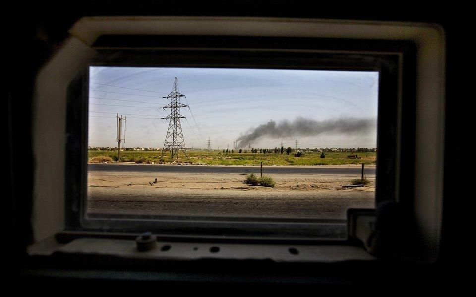 Ирак сметастазами