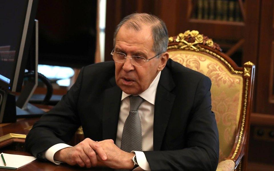 Глава МИД Сергей Лавров заявил оготовности России кразрыву отношений сЕвросоюзом
