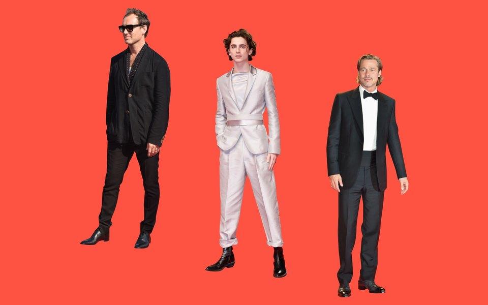 Самые стильные мужчины Венецианского кинофестиваля