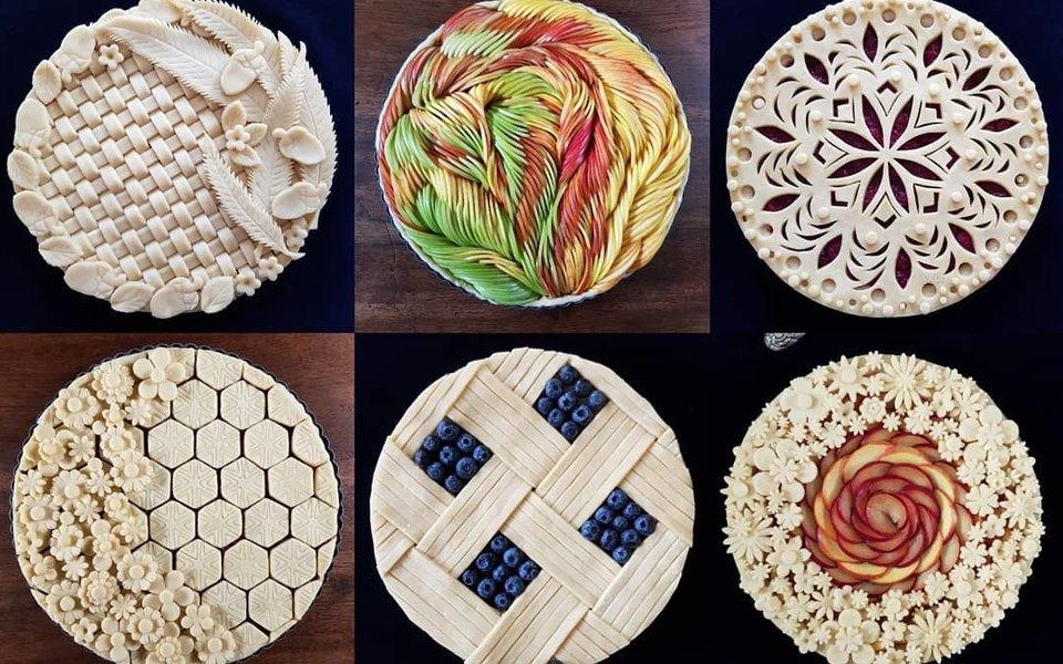 Пекарь изГермании создает невероятной красоты пироги. Только посмотрите!