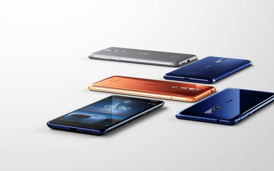 Nokia намерены отправить селфи впрошлое