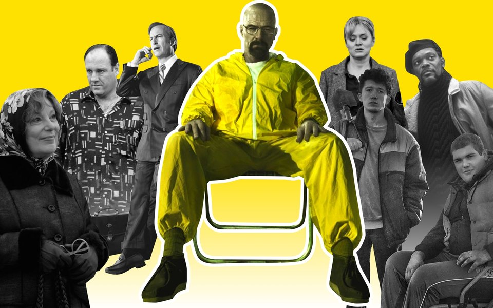 Что смотреть после «Во все тяжкие»: 5 фильмов и5 сериалов