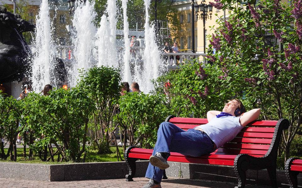Гидрометцентр спрогнозировал аномальную жару в центральной России