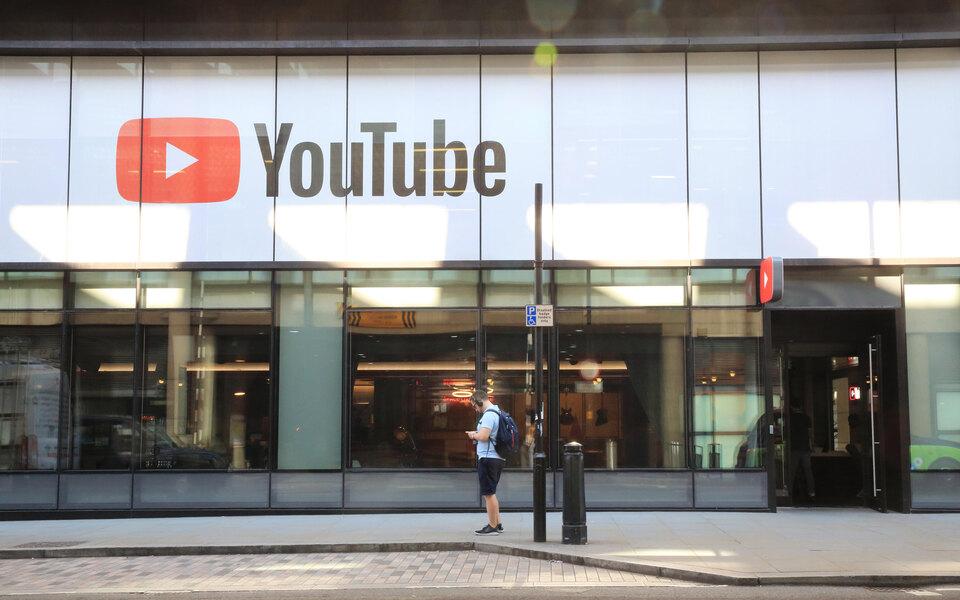 YouTube заблокировал канал основателя «Мужского государства»