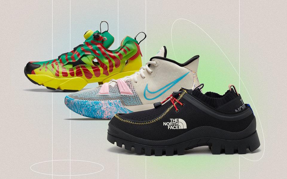 Лучшие кроссовки, которые выйдут наследующей неделе (с 26 апреля по2 мая)