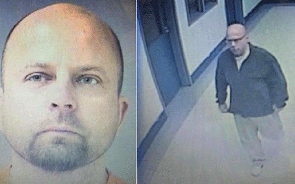 Заключенный вСША переоделся вгражданскую одежду ипросто вышел изтюрьмы
