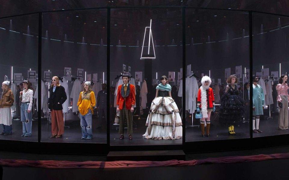 Gucci решили отказаться отсезонности ипоказывать коллекции дважды вгод пособственному расписанию