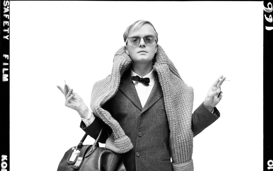 Саркастичный, циничный итоксичный светский хищник: удивительный портрет большого писателя иавтора Esquire вфильме «Говорит Трумен Капоте»