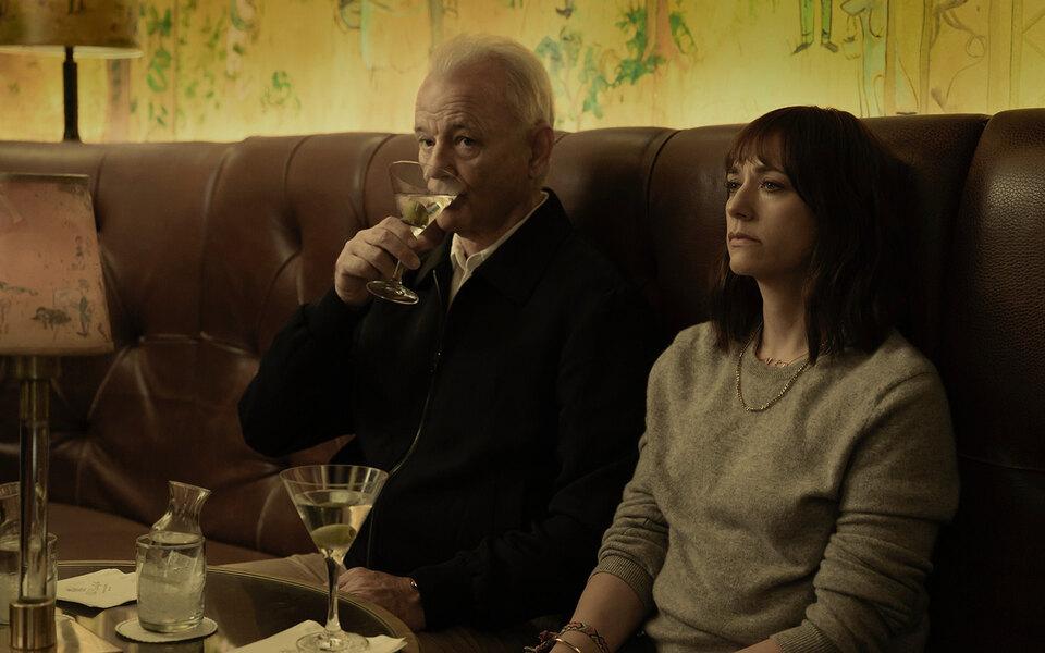 Нью-Йорк, джаз, Билл Мюррей вроли отца-бонвивана: каким получился новый фильм Софии Копполы «Последняя капля»