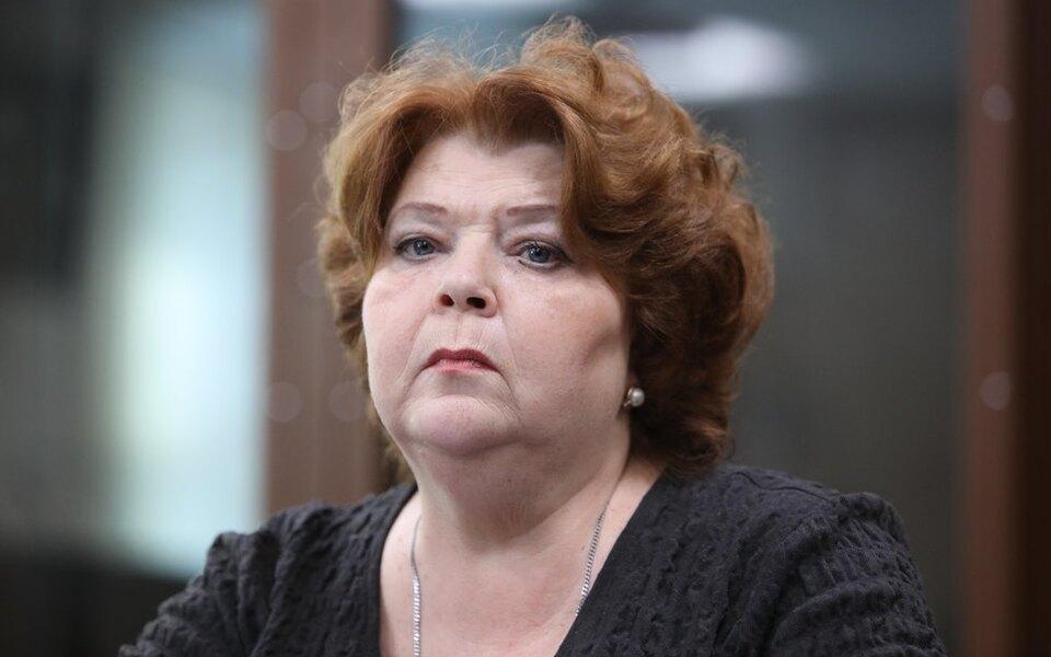 Прокуратура предложила освободить экс-бухгалтера «Седьмой студии» Нину Масляеву отнаказания