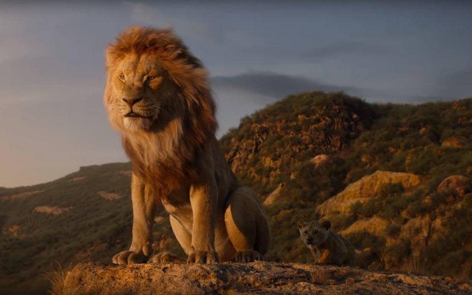 В ремейке «Короля Льва» есть одна сцена, которую сняли по‑настоящему. Это пейзаж во вступлении