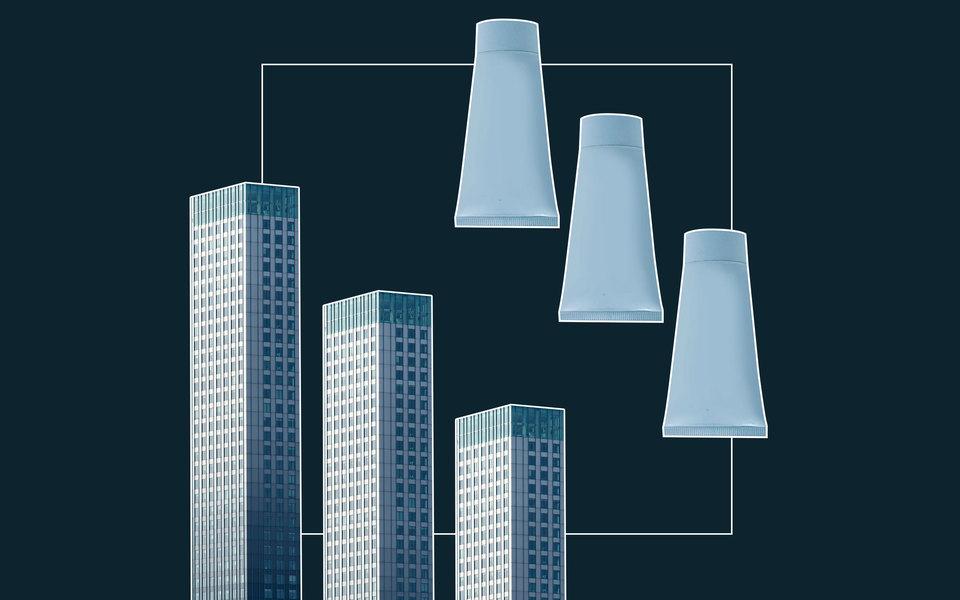 Тест: элитный жилой комплекс Москвы иПодмосковья или марка анальной смазки?