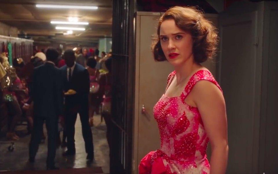 Amazon показал полную версию трейлера третьего сезона сериала «Удивительная миссис Мейзел»