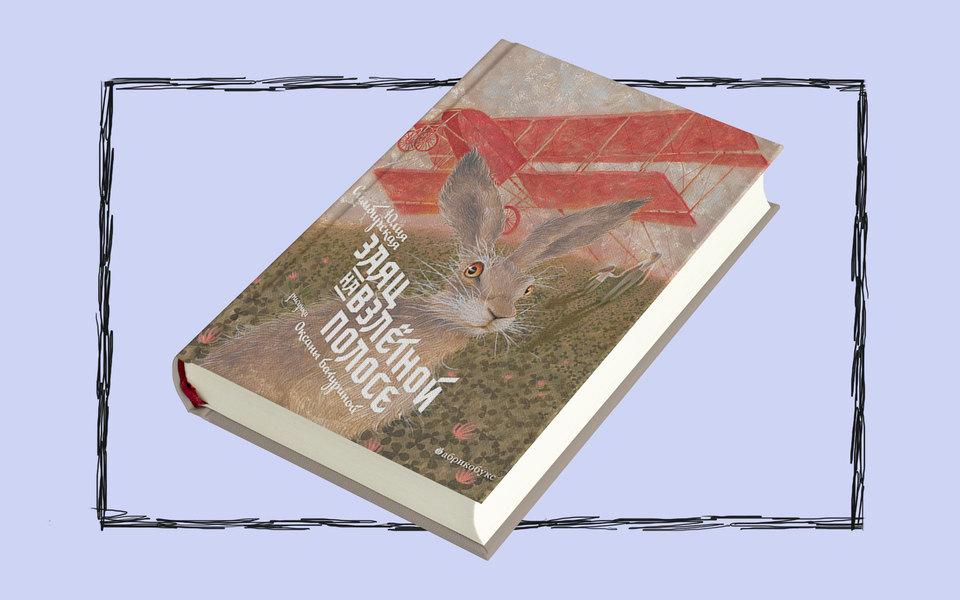 Детские книги навзрослые темы: книга пятая — «Заяц навзлетной полосе» Юлии Симбирской