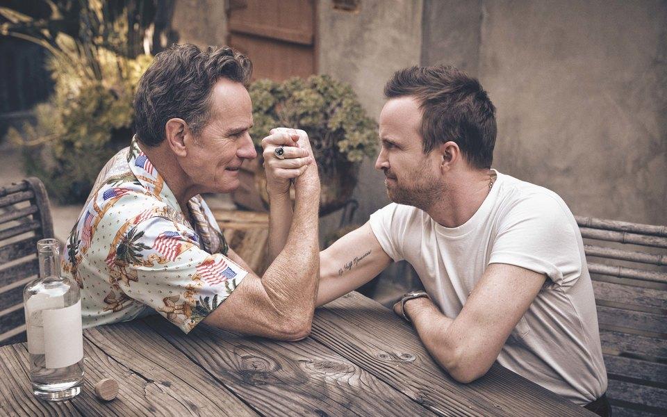 Парное интервью: Брайан Крэнстон иАарон Пол — осъемках «Во все тяжкие», дружбе инастоящих ценностях